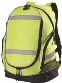 High visibility rucksacks & bags